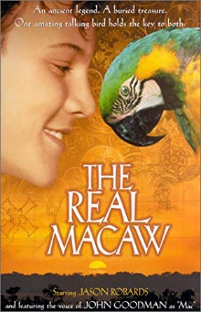 The Real Macaw (2000 VHS)