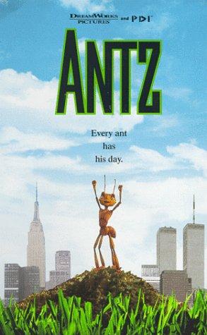 Antz (1999 VHS)