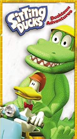 Sitting Ducks: Ducktown Adventures (2004 VHS)