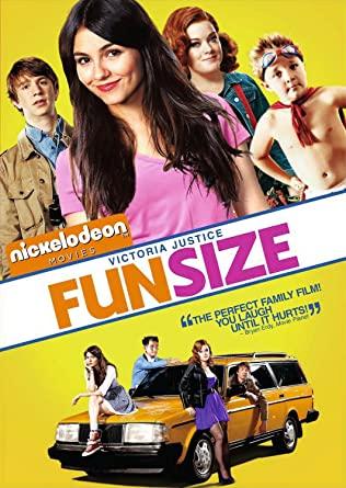 Fun Size (2013 DVD)