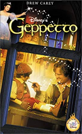 Geppetto (VHS/DVD)