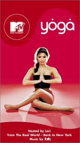 MTV Yoga (2002 VHS)