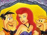 The Flintstones: Hooray for Hollyrock (1994-2000 VHS)