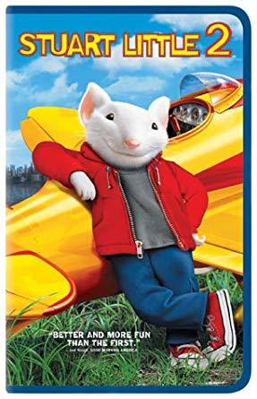 Stuart Little 2 (2002 VHS)