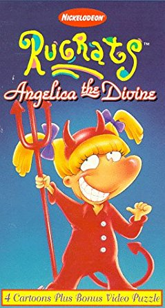 Rugrats: Angelica the Divine (1996 VHS)