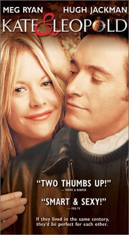 Kate and Leopold (2002 VHS)