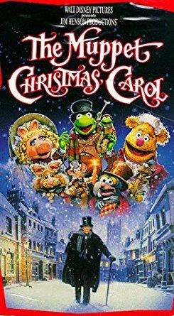The Muppet Christmas Carol (1993 VHS)