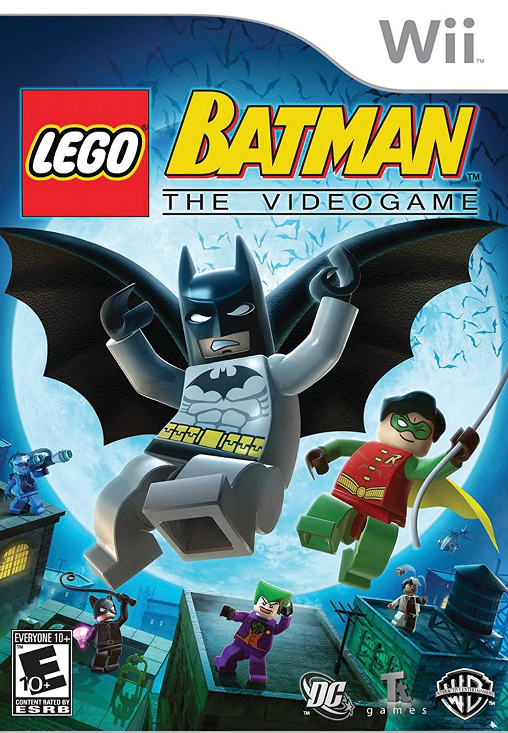 LEGO Batman The Videogame (2008 Video Game)