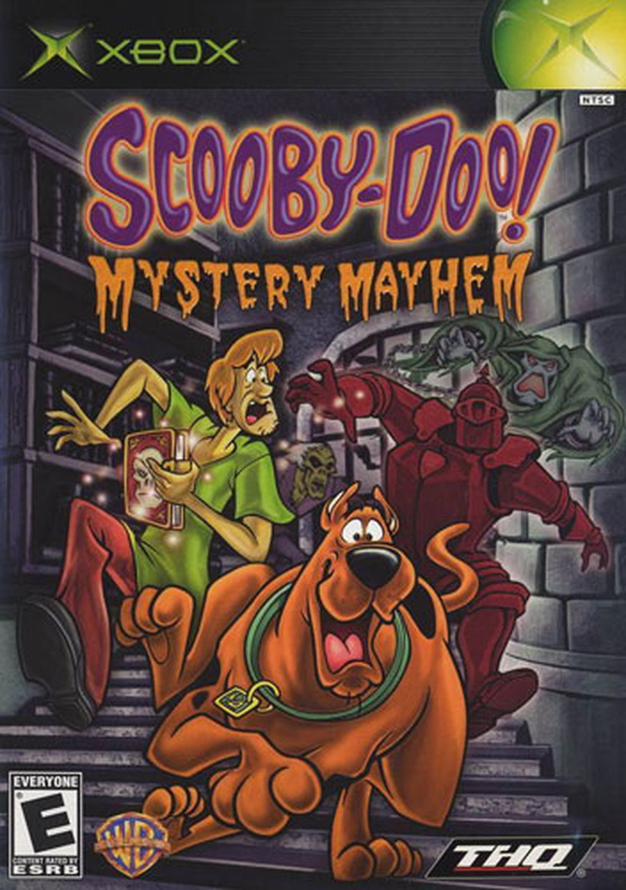 Scooby-Doo Mystery Mayhem (2003-2004 Video Game)
