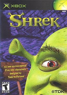 Shrek (2001 Video Game)