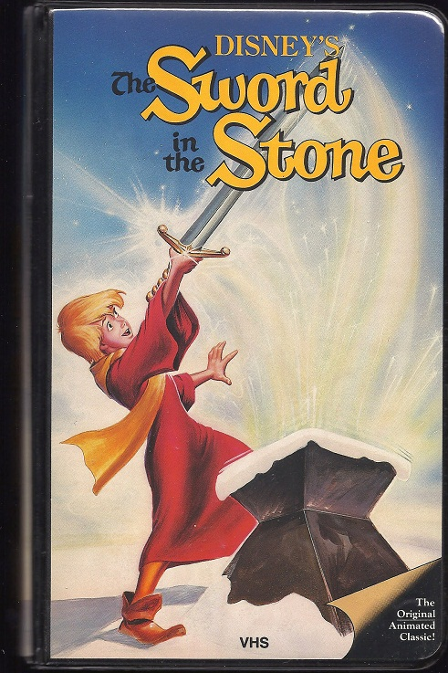 The Sword in the Stone (1986-1999 VHS)