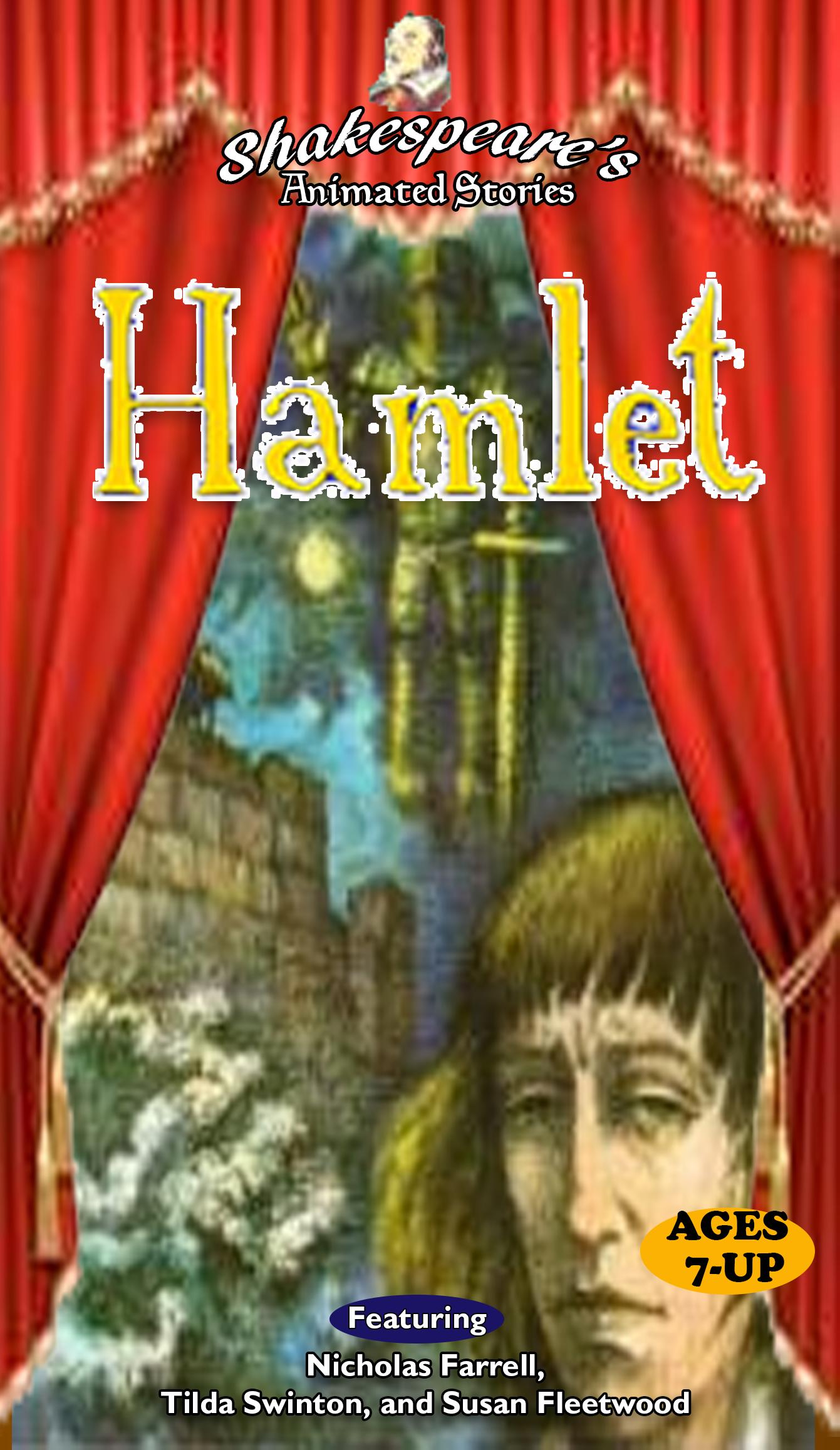 Shakespeare's Animated Stories: Hamlet (1997 VHS)