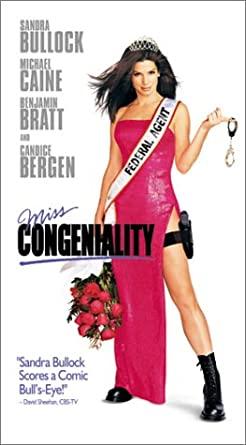 Miss Congeniality (2001 VHS)