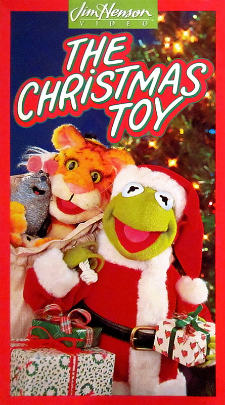 The Christmas Toy (1993 VHS)