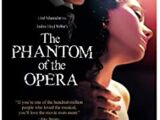 The Phantom of the Opera (2005 VHS)