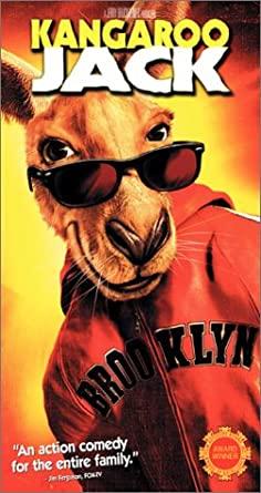 Kangaroo Jack (2003 VHS)
