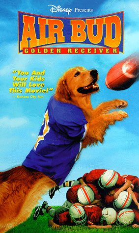 Air Bud: Golden Receiver (VHS/DVD)