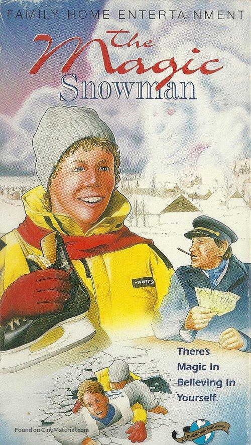 The Magic Snowman (1993-2002 VHS)