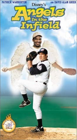 Angels in the Infield (2000 VHS)