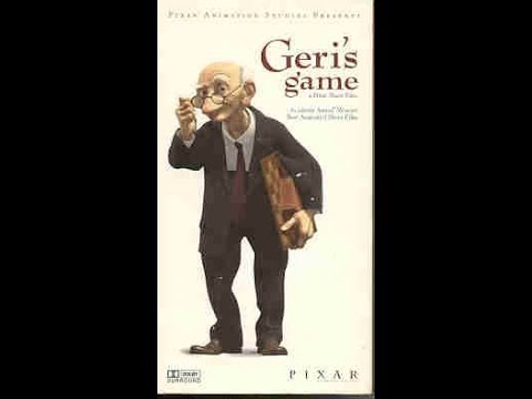 Geri's Game (VHS)