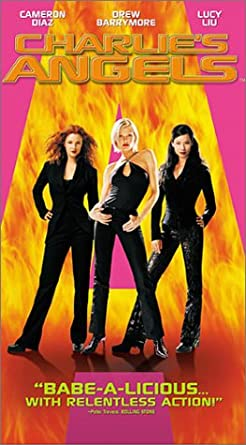 Charlie's Angels (2001 VHS)