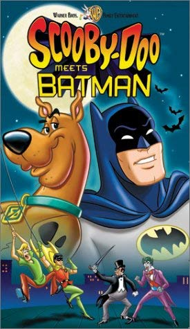 Scooby-Doo Meets Batman (2002 VHS)