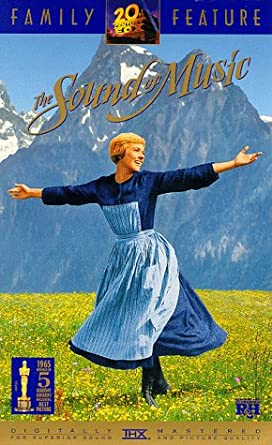 The Sound of Music (1996-2002 VHS)