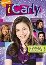 ICarly: Season 1, Volume 1 (2008 DVD)