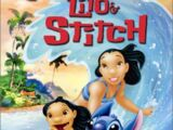 Lilo & Stitch (2002 DVD)