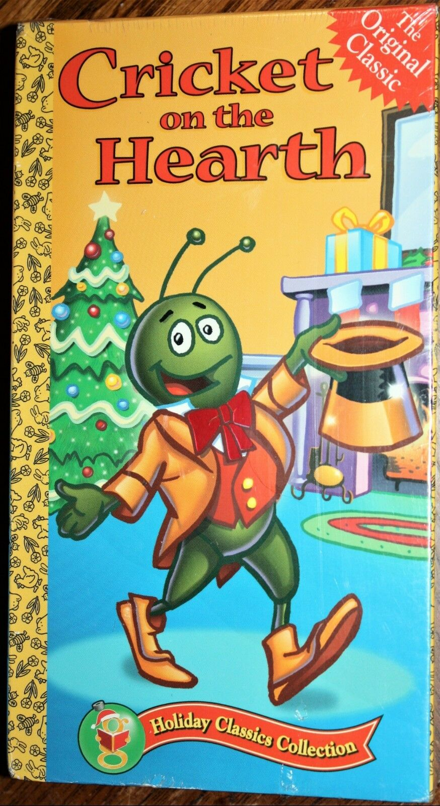 Cricket on the Hearth (Golden Books Family Entertainment)