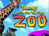 Barney: Let's Go to the Zoo (2001 VHS)