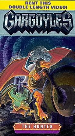 Gargoyles: The Hunted (1995 VHS)