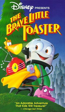 The Brave Little Toaster (1991-1998 VHS)
