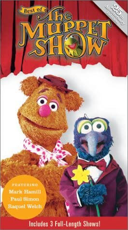 Best of the Muppet Show, Volume 2 (2002 VHS)
