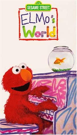 Elmo's World (2000 VHS/DVD)