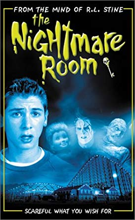 The Nightmare Room: Scareful What You Wish For (2002 VHS)