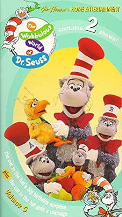 The Wubbulous World of Dr. Seuss: Volume 5 (1999 VHS)