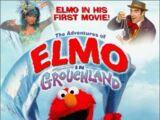 The Adventures of Elmo in Grouchland (1999 VHS)