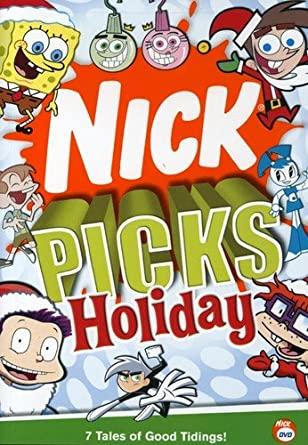 Nick Picks Holiday (2006 DVD)