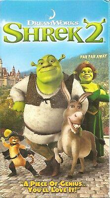 Shrek 2 (2004 VHS)