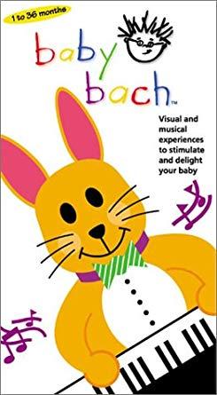 Baby Bach (1999-2004 VHS)