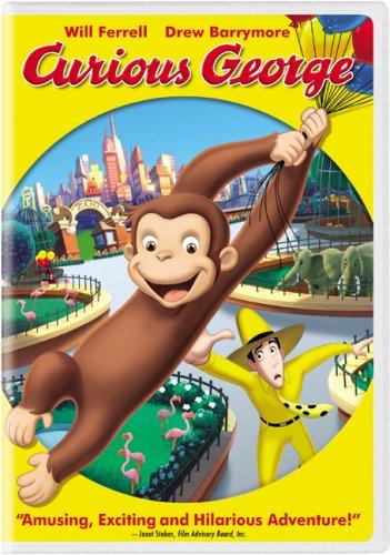 Curious George (2006 DVD)