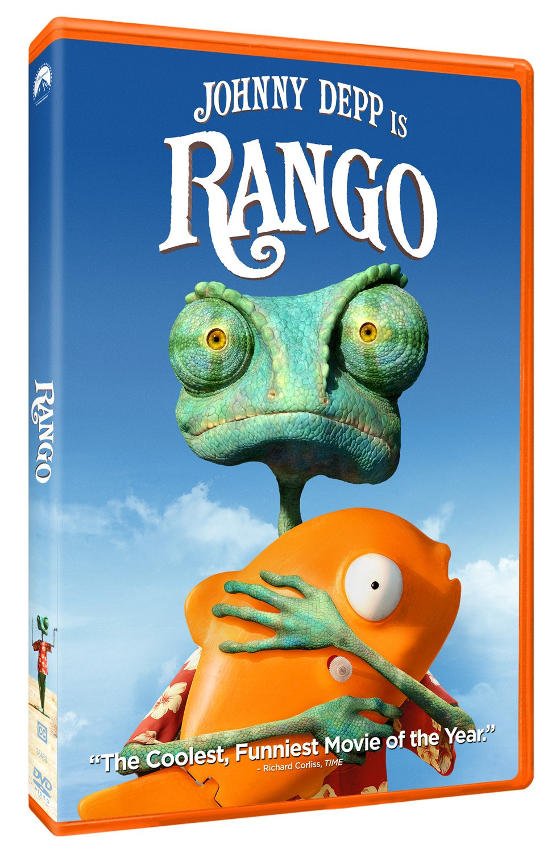 Rango (2011 DVD)