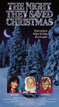 The Night They Saved Christmas (1986-2002 VHS)