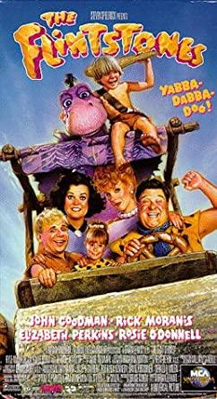 The Flintstones (1994 VHS)
