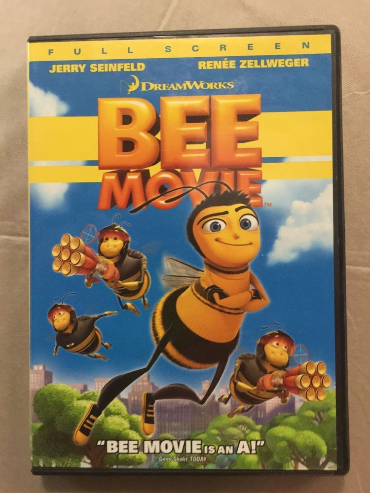 Bee Movie (2008 DVD)
