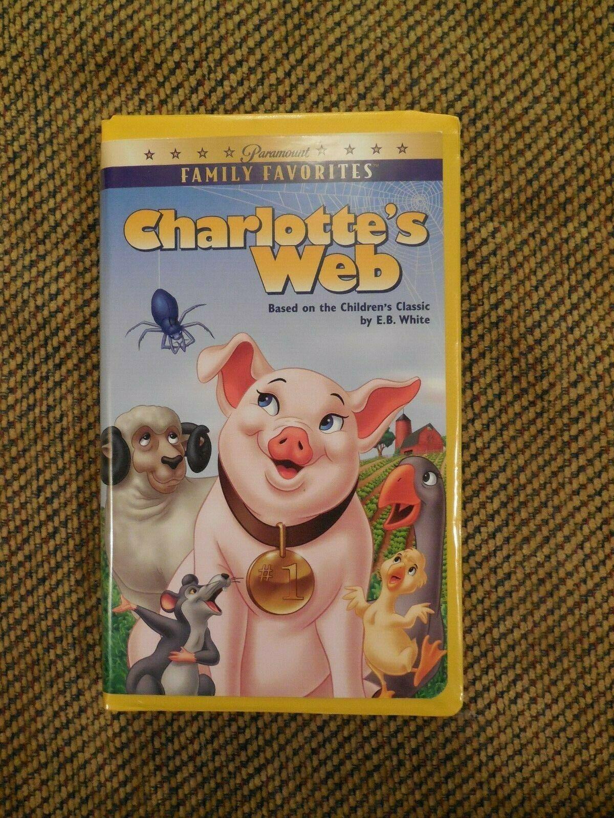 Charlotte's Web (2001-2004 VHS)