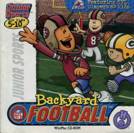 Backyard Football (1999 PC Game)