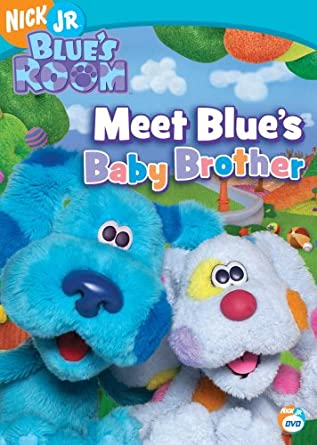 Blue's Room: Meet Blue's Baby Brother (2006 DVD)