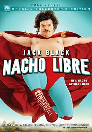 Nacho Libre (2006 DVD)